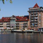 Im Hafen von Neustrelitz