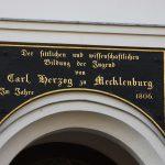Gymnasium in Neustrelitz