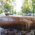 Brunnen in Rheinsberg