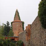 Die Stadtmauer von Templin