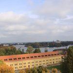 Blick von der Spandauer Zitadelle