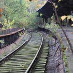 Seit 30 Jahren stillgelegt: S-Bahnhof Siemensstadt Berlin