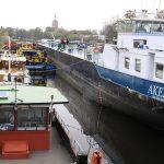 In der Werft «Deutsche Industriewerke» in Spandau