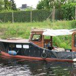 Clochard auf dem Wasser