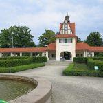Der Bahnhof von Bad Saarow