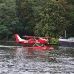 Das Wasserflugzeug kennen wir doch! (Berlin, bei der Jungferninsel)