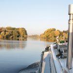 Auf dem Sacrow-Paretzer-Kanal von Potsdam nach Brandenburg