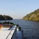 Auf der Havel zwischen Ketzin und Brandenburg
