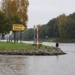 Unterwegs auf dem Dortmund-Ems-Kanal)