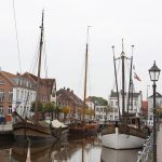 Der Alte Hafen von Weener