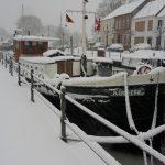 Winterquartier in Weener
