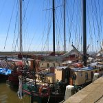 Die Charterflotte in Harlingen