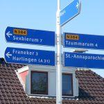 Friesische Ortsnamen