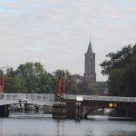 Brücke über die Vecht