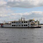 Schaufelraddampfer «Frisian Queen»