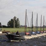 Schulsegelschiffe im Schlepp