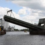Eisenbahnbrücke über die Hunte