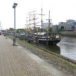 An der Schlachte in Bremen