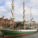 «Alexander von Humboldt» – das Flaggschiff der Beck's Brauerei