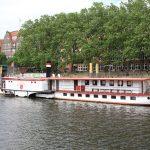 Die «Weserstolz» in Bremen