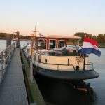 Wir überführen die «Independent» von Carl Meyer von Rotterdam nach Toul