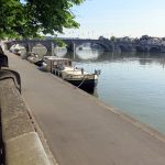 Am Quai in Namur