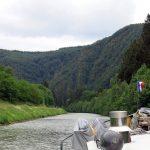 Auf der Maas durch die Ardennen