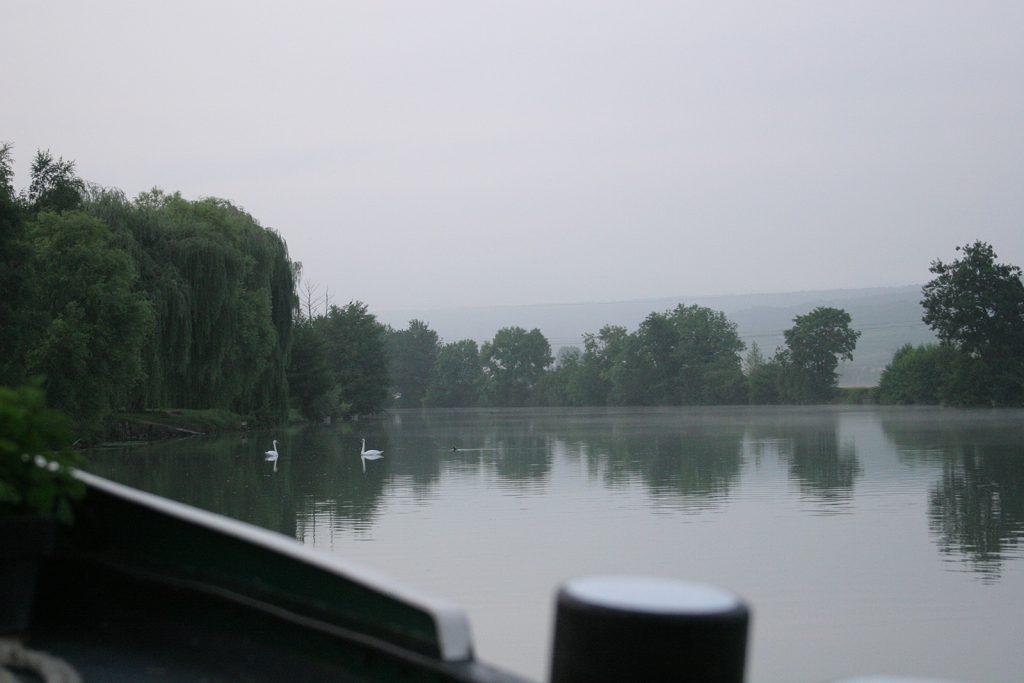 Morgenstimmung an der Marne