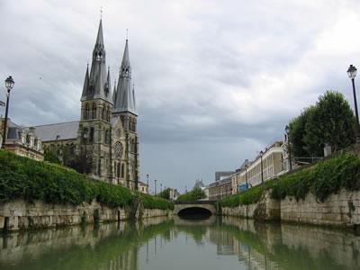 Notre-Dame-en-Vaux in Châlons-en-Champagne