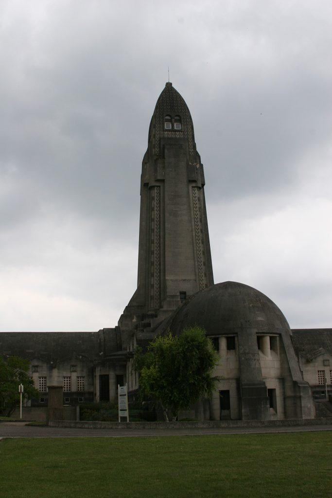 Das Beinhaus (Ossuaire) bei Verdun
