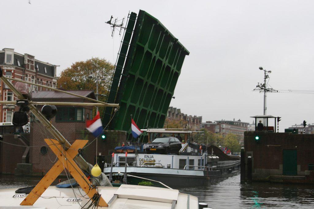 Im Kielwasser von «Enja» zum Nieuwe Meer