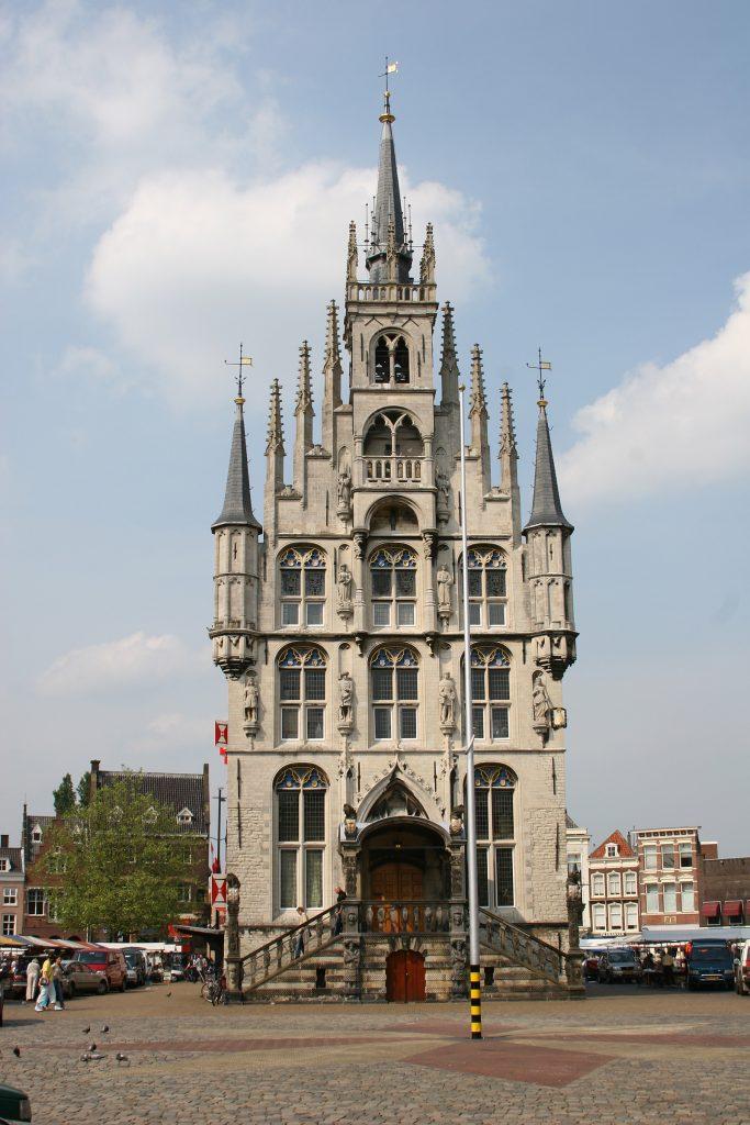 Das Rathaus von Gouda