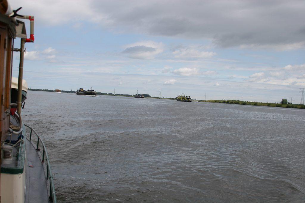 Der Schelde-Rijn-Kanal