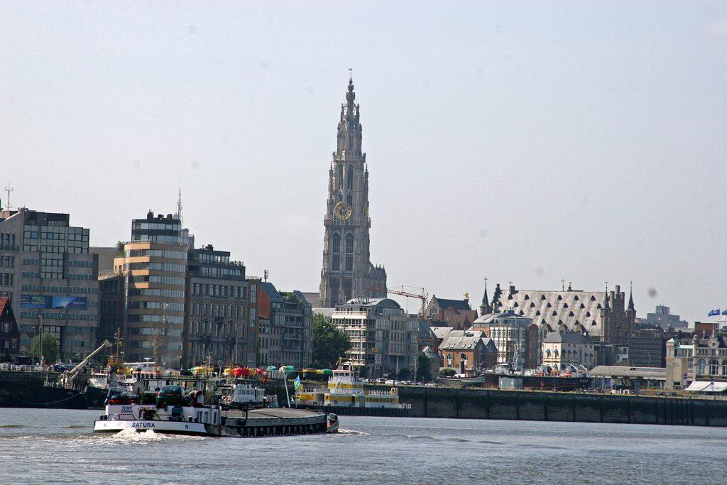 Adieu Antwerpen
