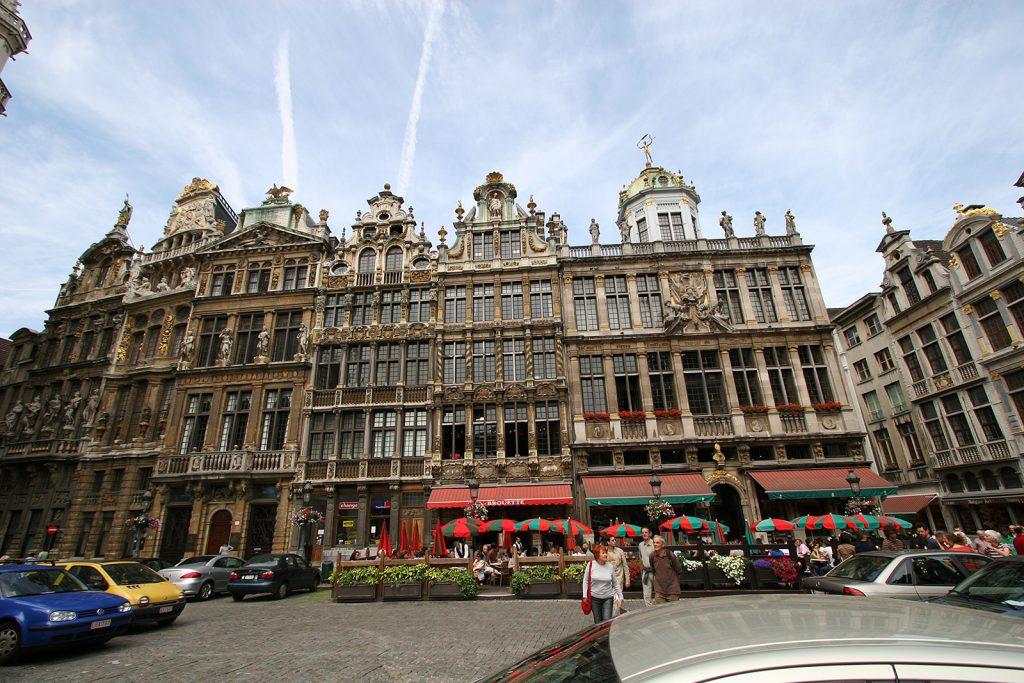 Der «Grote Markt» von Brüssel