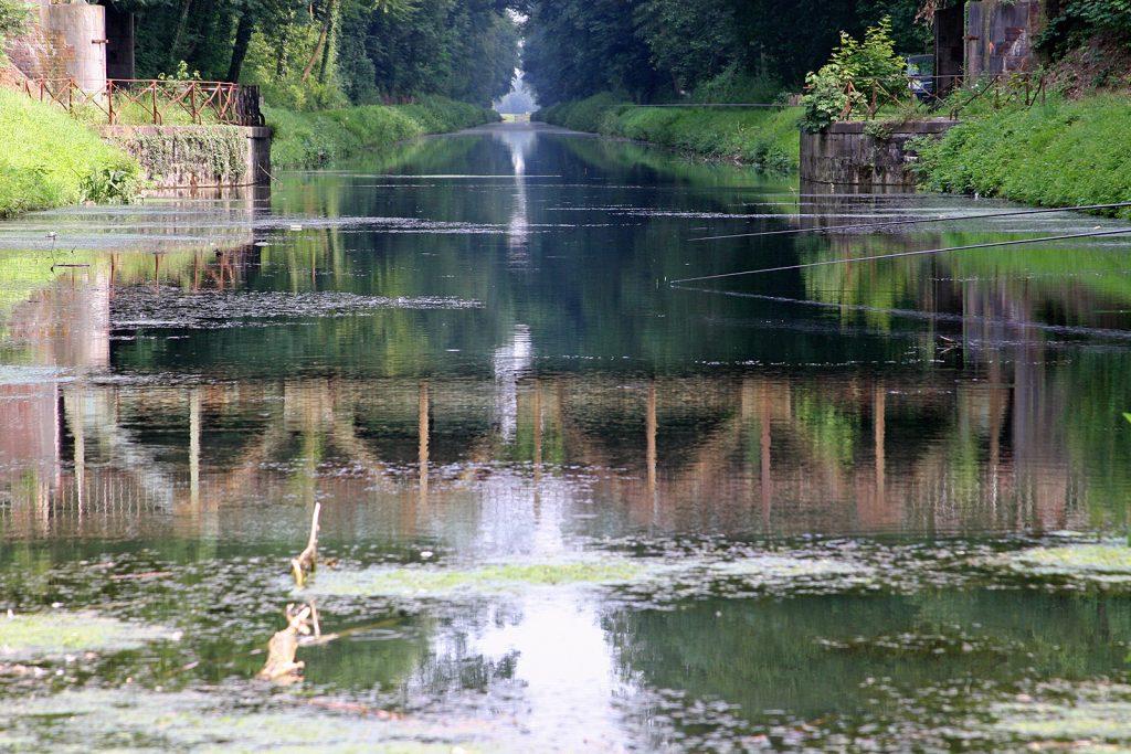 Der alte Canal Pommerœul-Antoing, eine Naturidylle