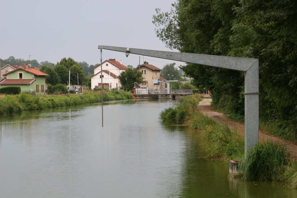 Fernbedienung für Schleusen und Hebebrücken