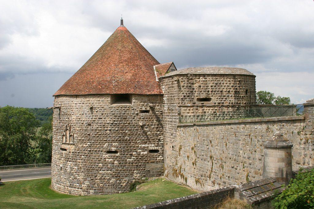 Die Festungsanlagen von Langres