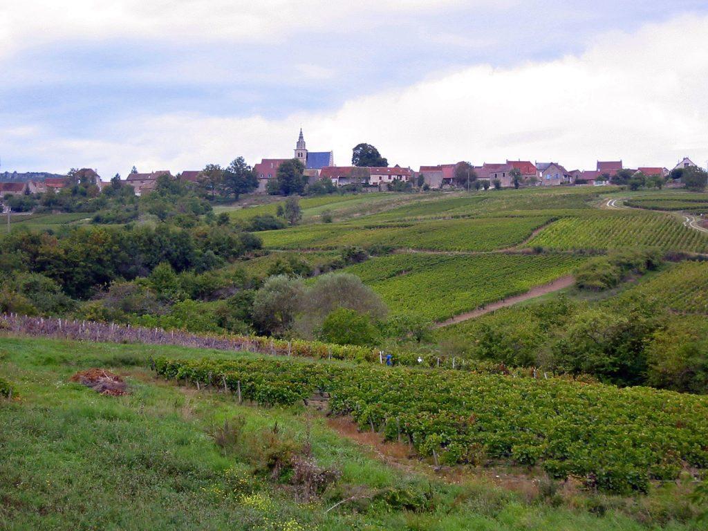 St-Sernain-du-Plain – Burgund, wie aus dem Bilderbuch