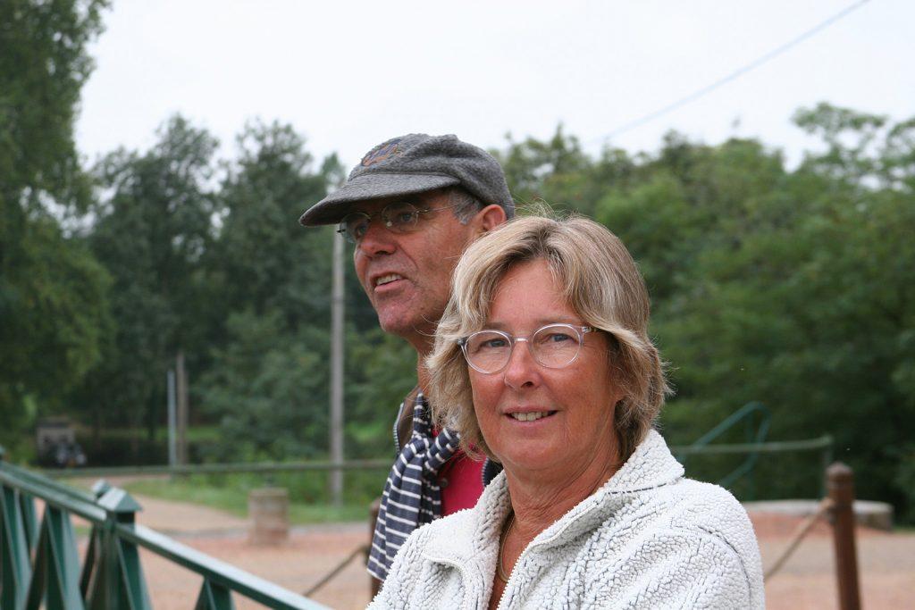 Nell und Frits van Geijtenbeek
