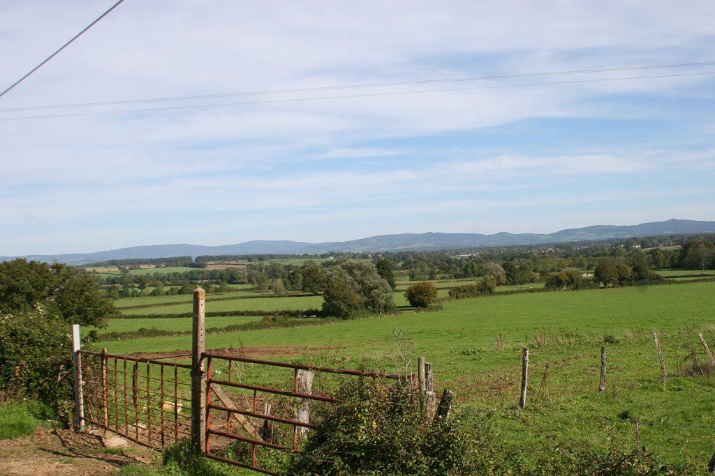 Burgundische Landschaft