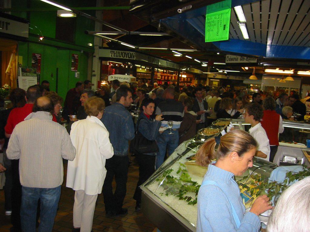 Les Halles Diderot – ein gedeckter Delikatessenmarkt