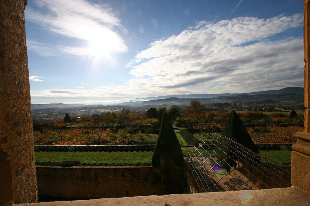 Herbststimmung im Beaujolais – wie in der Toskana