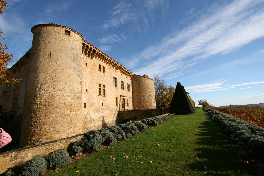 Das Château de Bagnols