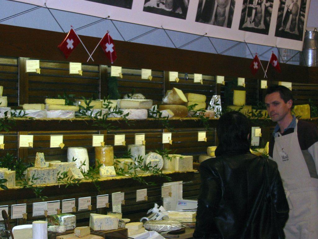Schweizerische Käsewochen in Roanne
