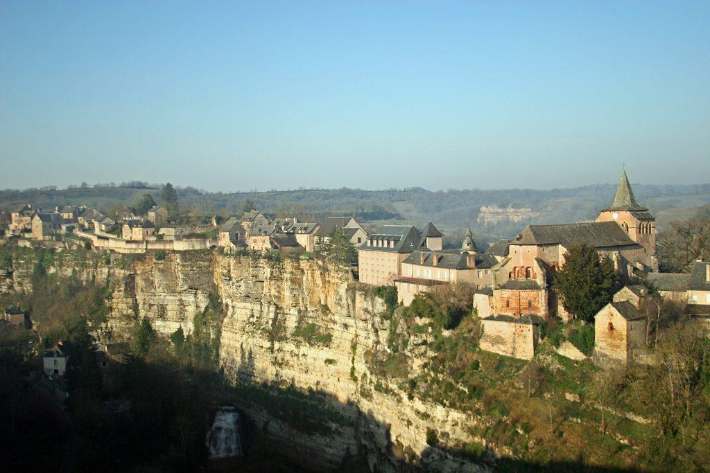 Dorf am Abgrund – Le trou de Bozouls