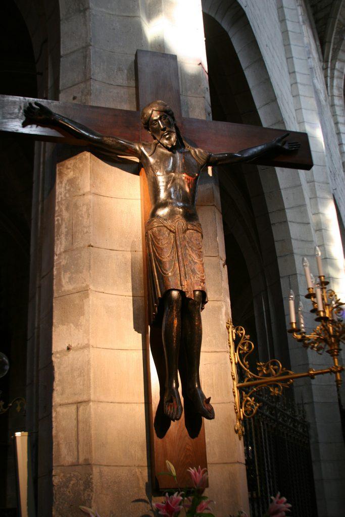 Der schwarze Jesus von Saint-Flour
