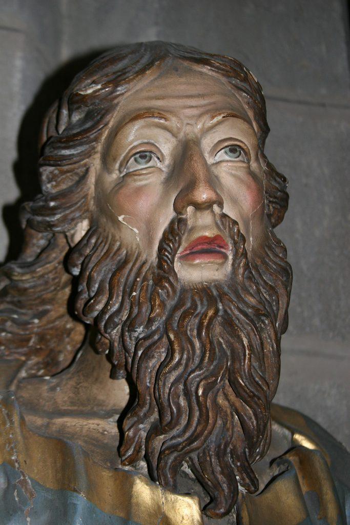 Mittelalterliche Holzschnitzkunst zum Ersten...