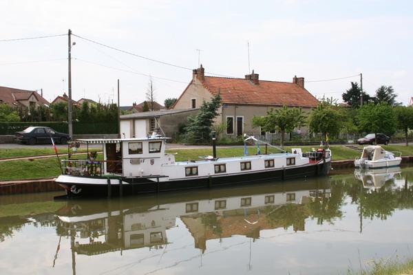 «Gégène», einst ein Tankerschiffchen