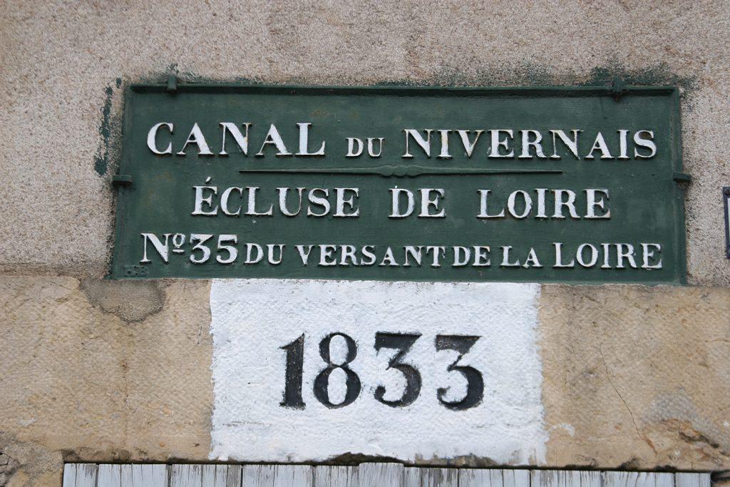 Nr. 35: Die letzte Schleuse des Nivernais im Loiretal